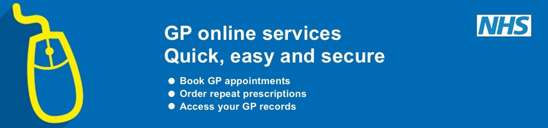 GP Online Services, Quick, Easy, Secure